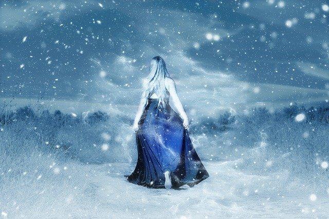 зимние ритуалы на деньги